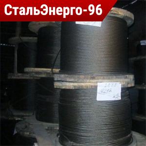 Канат двойной свивки типа ЛК-Р ГОСТ 2688-80