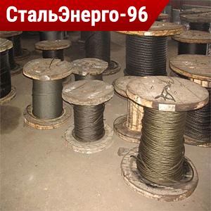 Канат одинарной свивки типа ЛК-О ГОСТ 3062-80