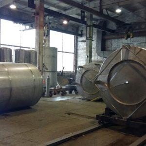 Резервуары для масляных продуктов